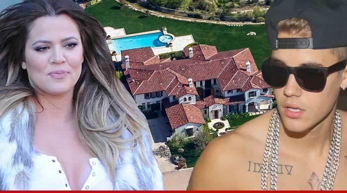 Khloe Kardashian -- I Just Bought Justin Bieber's Calabasas Crib