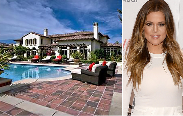 Khloe Kardashian Reportedly Buys Justin Bieber's Home -- See Inside!