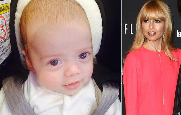 Rachel Zoe Posts Adorable Photo of Baby Kaius!