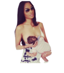 Celebrity Breastfeeding: Just Breastfeedin' My Baby!