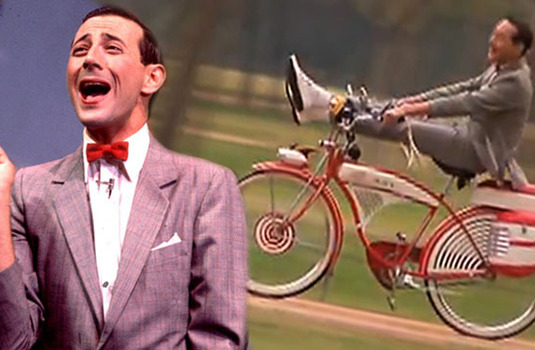 from Cristiano pee wee herman gay