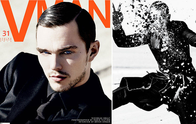 "Nicholas Hoult Talks ""Special"" Relationship with Jennifer Lawrence"