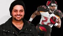 'Project Runway' Star -- New Tampa Bay Bucs Jerseys ... 'A LOT SEXIER!'