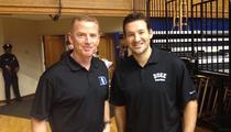 Jason Garrett and Tony Romo -- Hate + Hate = HATE!!!