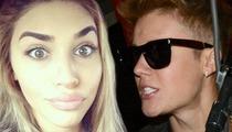 Justin Bieber's Miami Model Chantel Jeffries -- I'm No Mastermind ... Sues  Over 'Rap Sheet' Story