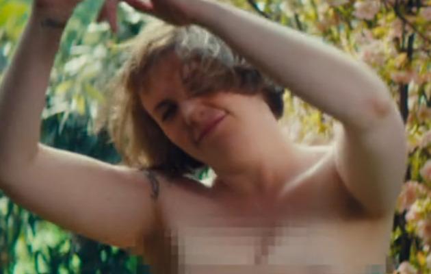 """Lena Dunham Apologizes for Molestation Joke: """"Even Naked Girls Get Embarrassed"""""""