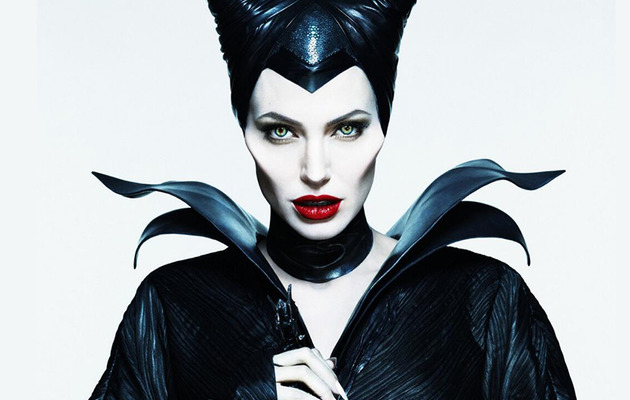 "Angelina Jolie is Stunningly Scary on New ""Maleficent"" Poster!"