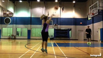 Matthew Stafford -- My GF's a Frickin Baller ... and She's Super Hot