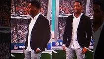 Clinton Portis -- Tight Pants Don't Make You Gay ... They Make You Fashionable