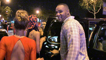 Glen 'Big Baby' Davis -- CHICK MAGNET ... Swarmed By Babes, Takes a Few Home