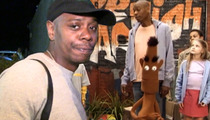 Dave Chappelle -- True Pioneer in TV Penis Talk