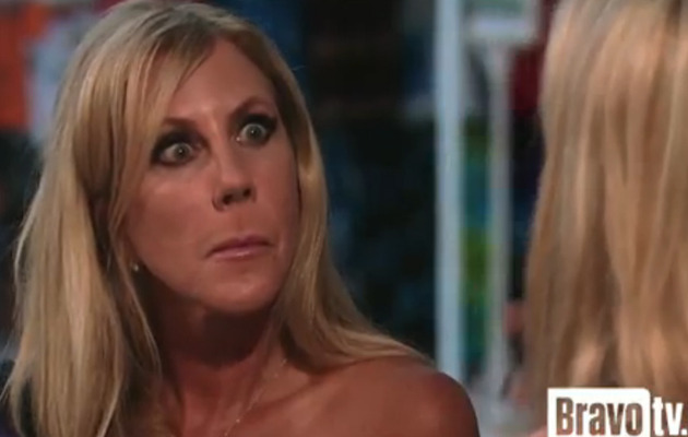 """Real Housewives of Orange County"" Sneak Peek: Tears, Tornadoes & Brooks' Return!"