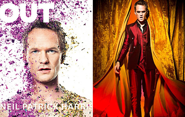 "Neil Patrick Harris Opens Up About ""Gone Girl"" Sex Scene & Doing Drag"