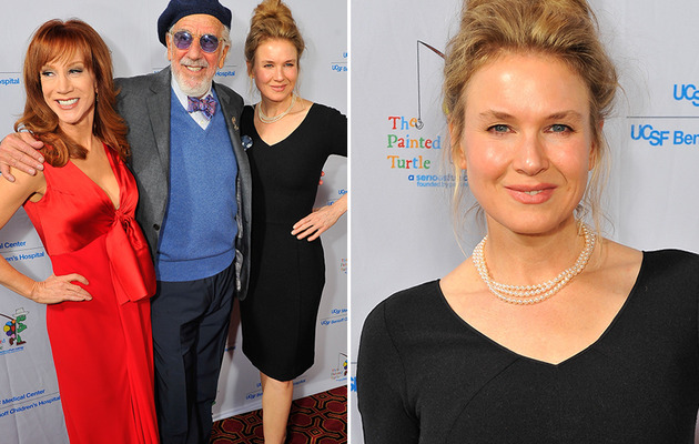 Renee Zellweger Stuns at First Red Carpet Appearance in Four Months