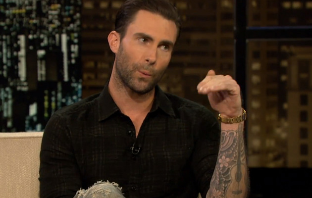 Adam Levine On Blake Shelton Bromance: We're Having Sexual Problems