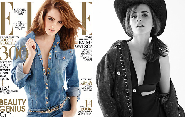 "Emma Watson Reveals Why She's ""Jealous"" of Other Actresses"
