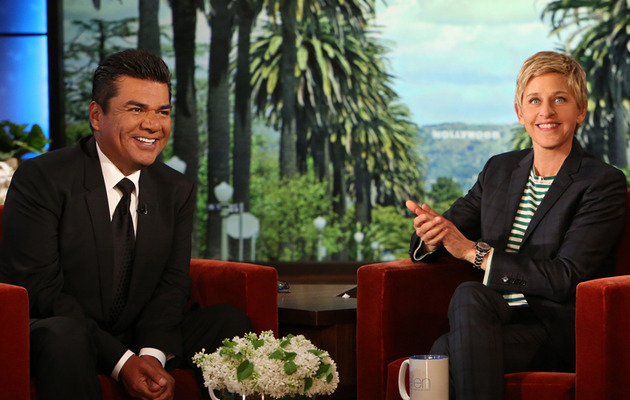 Video: George Lopez Talks Arrest in Canadian Casino With Ellen DeGeneres