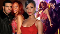 Rihanna and Drake -- Hardcore Proof They're Absolutely Holding Hands (and Probably Banging)