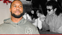Lance Briggs -- I Really Hope Michael Jackson Didn't Abuse Bubbles