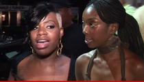 Fantasia & Brandy -- Ex-Publicist Claims Sony FIRED Me 'Cause I'm Black