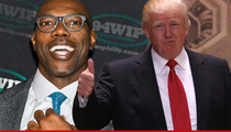 Terrell Owens -- I'M GONNA BE ON 'CELEBRITY APPRENTICE!!!