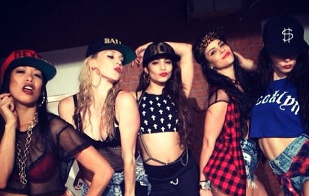 "Vanessa Hudgens Gets Down In Sexy ""Yonce"" Dance Video!"