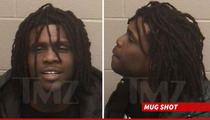 Chief Keef -- Arrested for DUI After Rehab