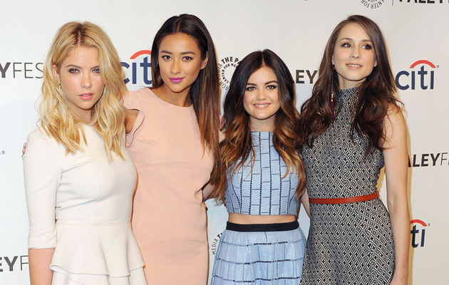 """Pretty Little Liars"" Stars Talk Biggest Lies, First Gigs & Kissing Scenes!"