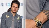 John Mayer Sues Charlie Sheen's BFF -- You Sold Me FAKE Rolexes!