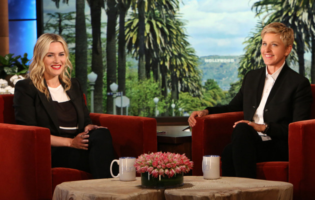Video: Kate Winslet Describes Pumping Breast Milk During Earthquake