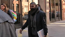 Kanye West -- Muffled and Cool with NYC Photog