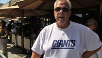 NY Giants Co-Owner -- I Believe NFL Will Punish Jim Irsay