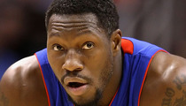 Ben Wallace -- OUT OF JAIL ... After 16 Hours Behind Bars