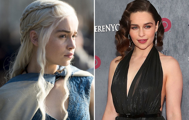 """Game of Thrones"" Stars Go Glam -- Plus, Secrets from the Set!"