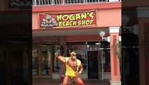 Hulk Hogan -- BIG Girl Thieves Ripped Off My Beach Shop!