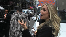 Kristin Cavallari -- I Don't Need Jay Cutler Looking At My Crotch During Birth