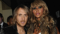 David Guetta Drops the Needle on Marriage ... As In DIVORCE