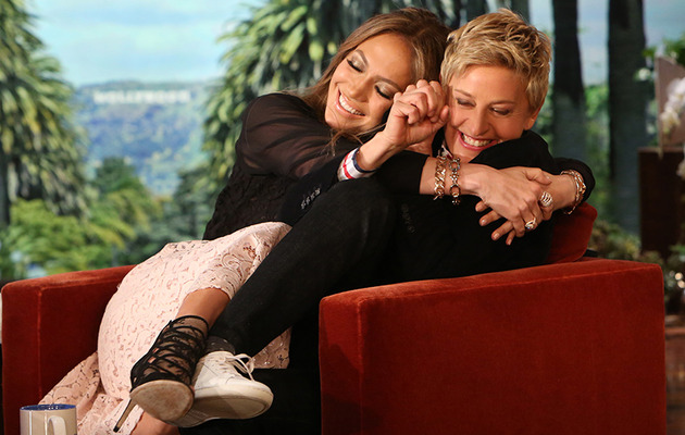 """Jennifer Lopez Shares Sweet Pics from Twins' """"Bouncy"""" Birthday Bash!"""