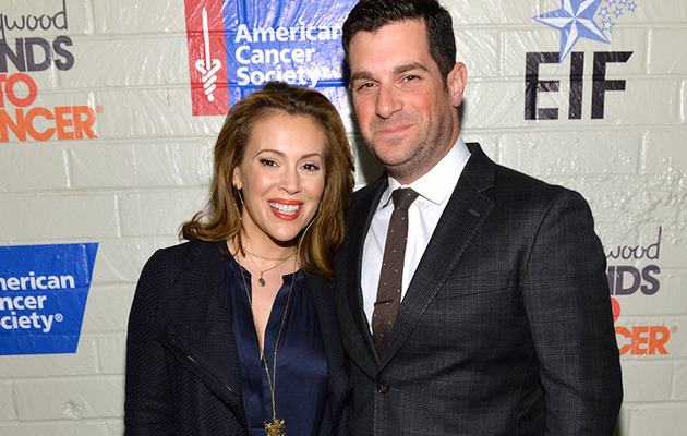 Alyssa Milano Expecting Second Child With Husband David Bugliari