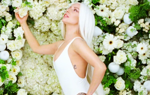 """Watch Lady Gaga's New Music Video with the """"Real Housewives of Beverly Hills"""""""