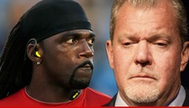 Donte Stallworth -- Jim Irsay's Arrest Is Blessing In Disguise