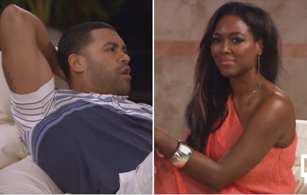"""RHOA"" Apollo Nida Says ""All People Cheat"" & Phaedra Parks Confronts Kenya…"