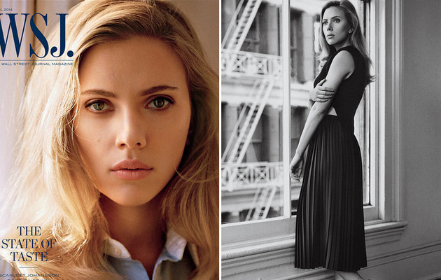 Scarlett Johansson Talks Career & Kids: I Want To Have It All!