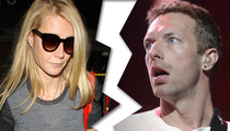 Gwyneth Paltrow, Chris Martin -- Bougiest Separation Ever