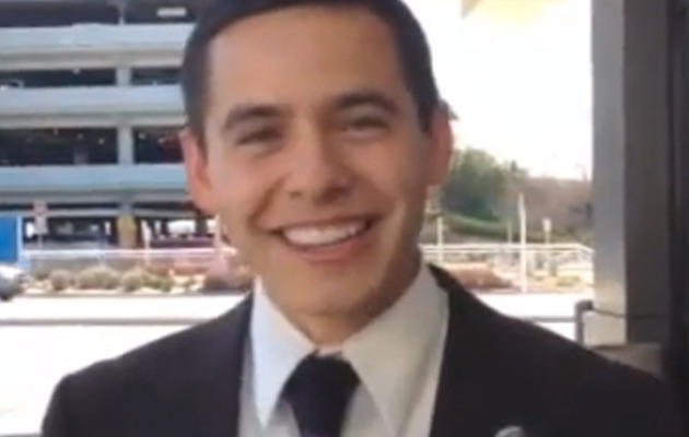 David Archuleta Returns to US After Two Year Mormon Mission