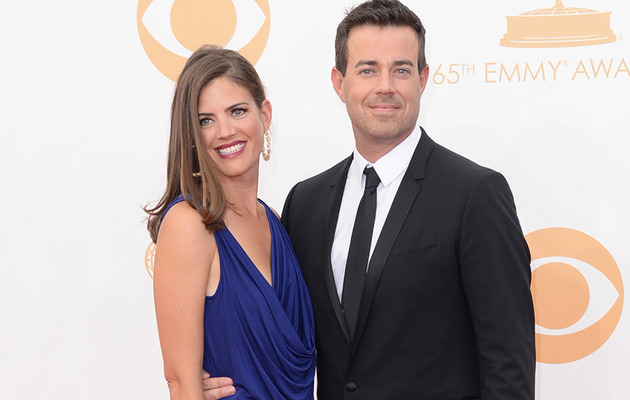 Carson Daly & Fiancee Siri Pinter Expecting Their Third Child Together