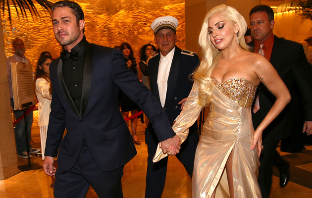 Lady Gaga Says She's Submissive In Relationship With Taylor Kinney