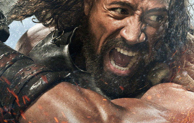"The Rock Tackles ""Hercules"" -- See the First Trailer!"