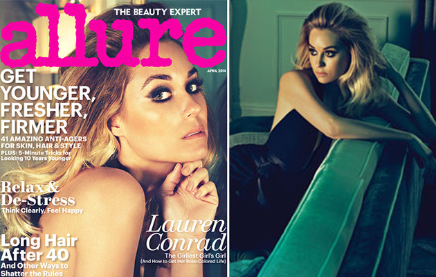 "Lauren Conrad on Reality TV: ""You Have To Represent Yourself Well"""
