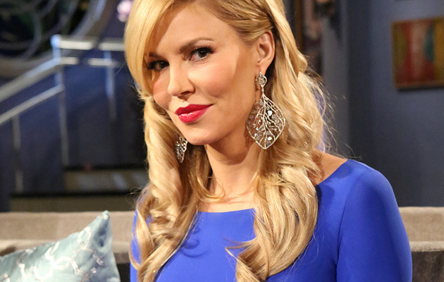 Brandi Glanville Grilled About Drinking Problem & Plastic Surgery
